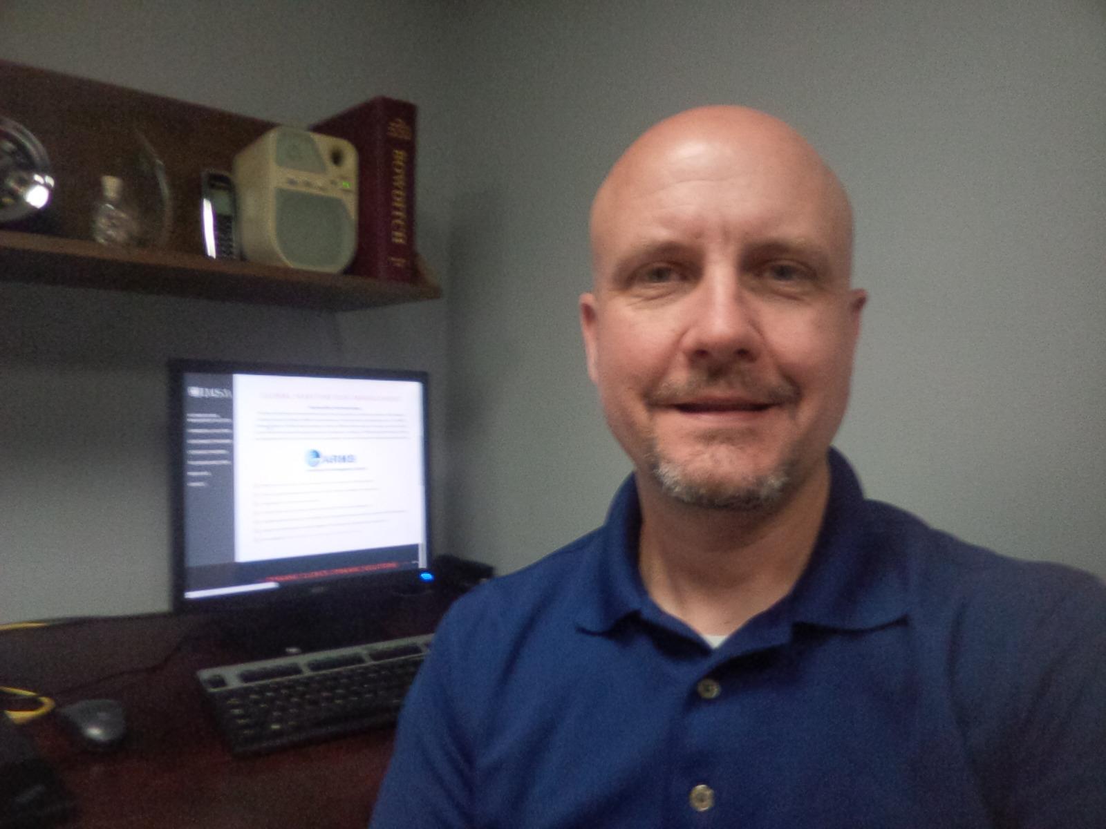 Corey Ranslem IMSA CEO